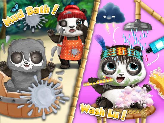 Panda Lu Baby Bear Care - No Ads screenshot 9