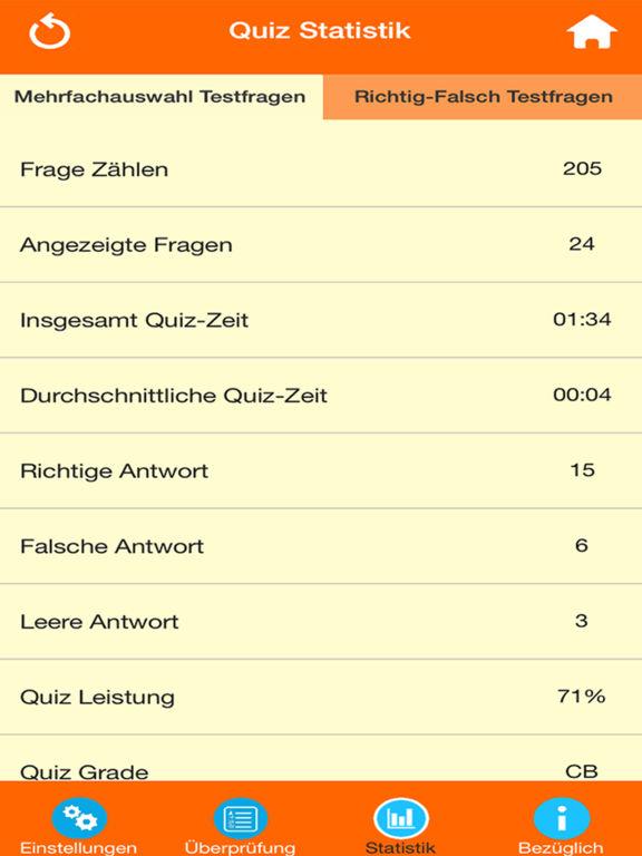 Österreich Wissenstests screenshot 9