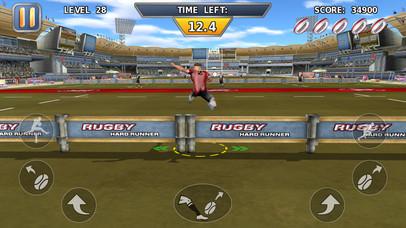 Rugby: Hard Runner screenshot 5