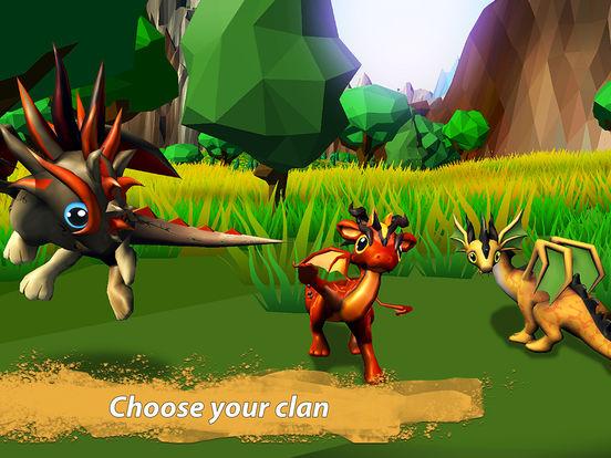 Dragon Family Simulator Full screenshot 6
