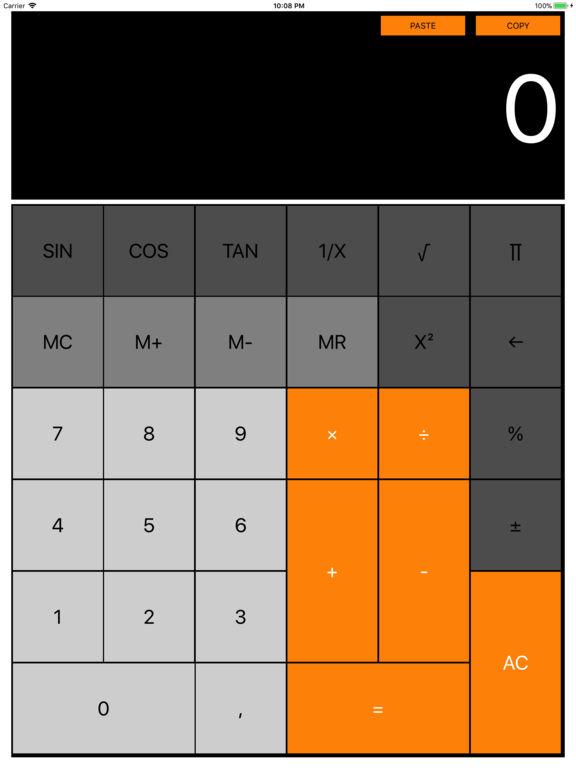CalcAdLess screenshot 1