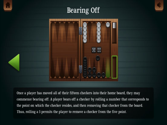 Backgammon ® screenshot 10