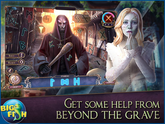 Grim Tales: Graywitch - Hidden Objects screenshot 8