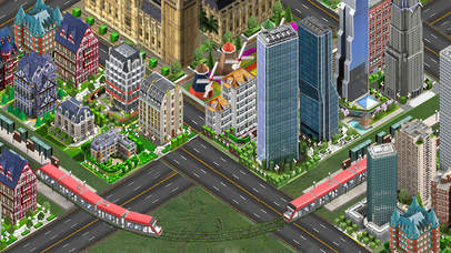 TRAM CITY™ screenshot 3