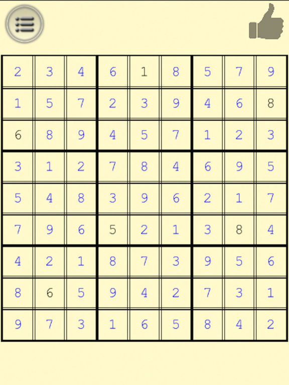 Complete Sudoku Puzzles 2- Full Featured Game screenshot 10