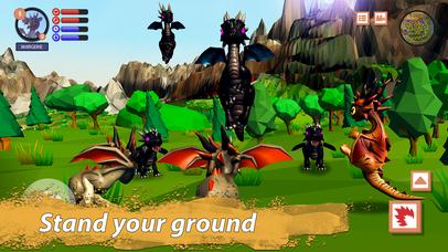 Dragon Family Simulator Full screenshot 4