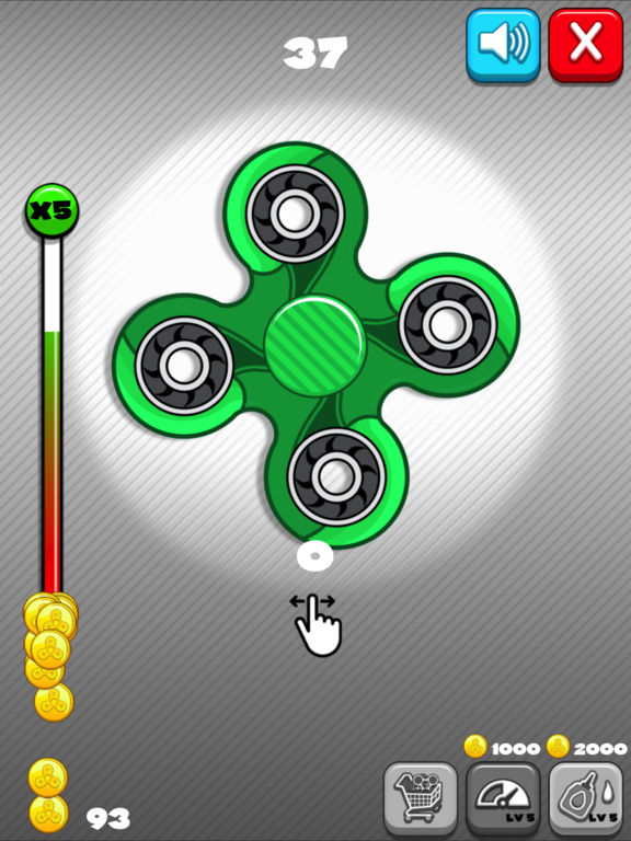 Fidget Spinner: Revolution screenshot 6