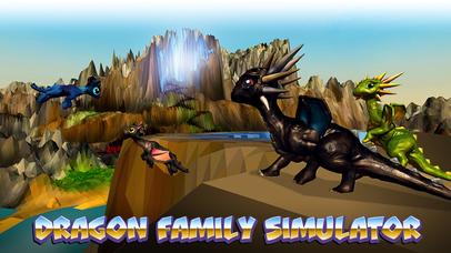 Dragon Family Simulator Full screenshot 1