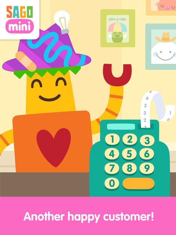 Sago Mini Hat Maker screenshot 9