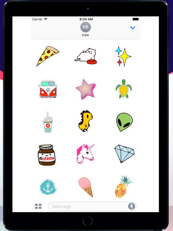 Little Big Sticker Pack screenshot 4