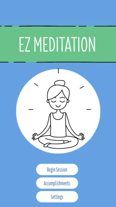 Ez Meditation screenshot 1
