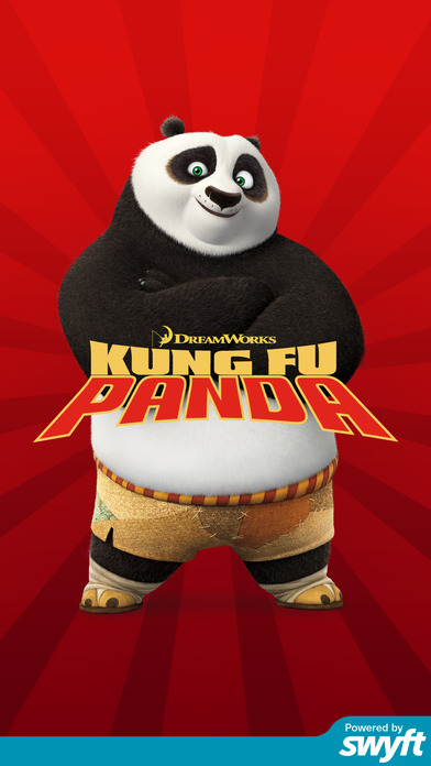 Kung Fu Panda Stickers screenshot 5