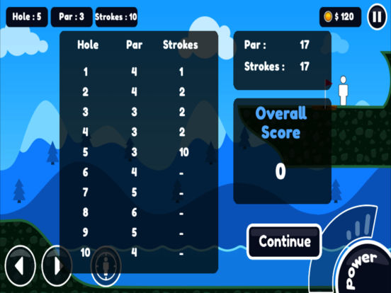 Stick Golf ® screenshot 9