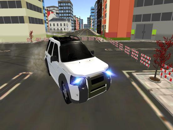 City Prado Car Driving with Racing Games screenshot 8