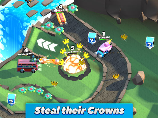 Crash of Cars screenshot 8