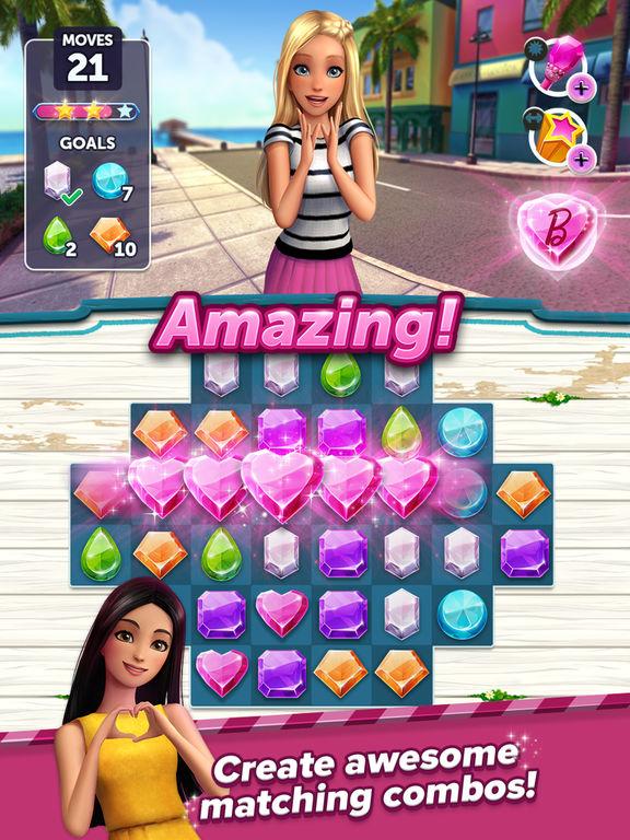 Barbie™ Sparkle Blast™ screenshot 7
