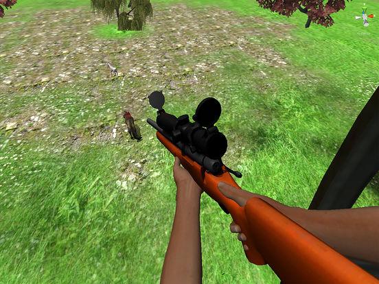 VR Wildlife Sniper Shooter Real Hunting Mission screenshot 7