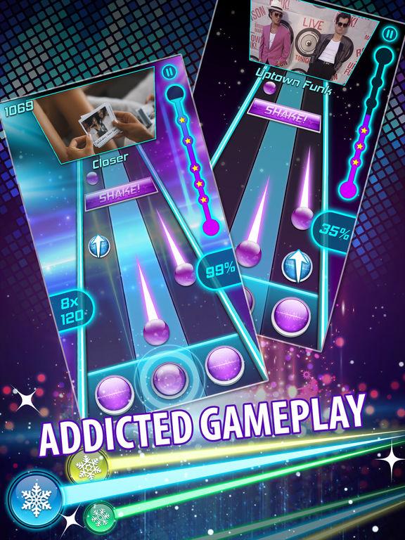 Tap Tap Reborn 2: Rhythm Game screenshot 5
