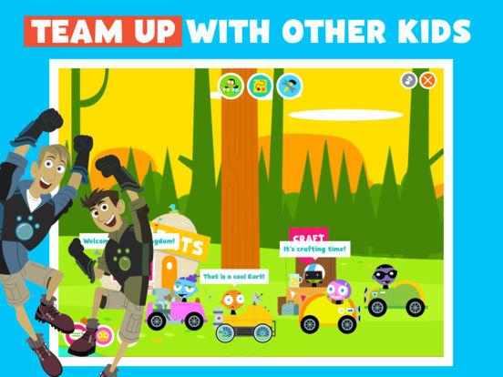 PBS KIDS Kart Kingdom screenshot 14
