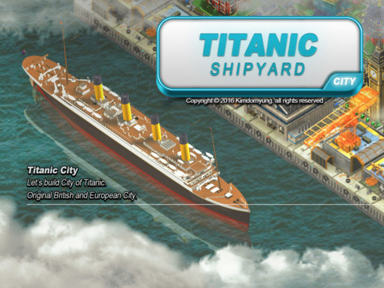 Titanic Shipyard screenshot 4