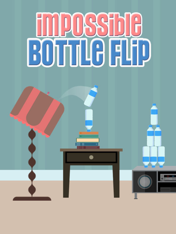 Impossible Bottle Flip screenshot 3