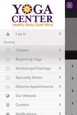 Yoga Center - náhled