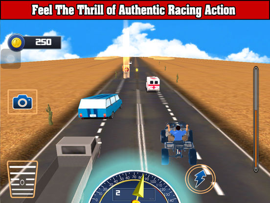 Quad Riding Mania : Cover The Distance To Win screenshot 7