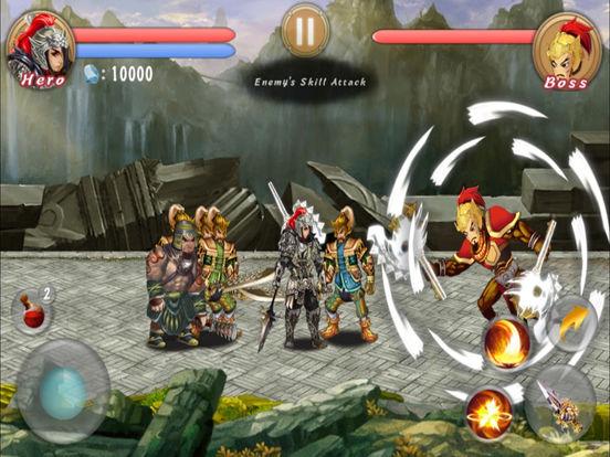 ARPG--Dragon Hunter. screenshot 6