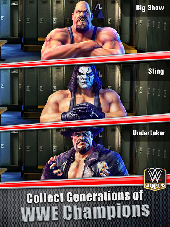 WWE Champions 2020 screenshot 7