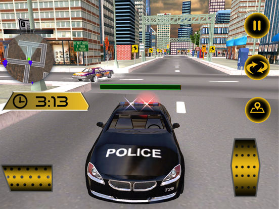 Spy Police Attack 3D screenshot 6