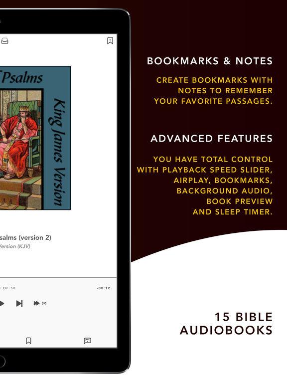 Audio Bibles screenshot 7