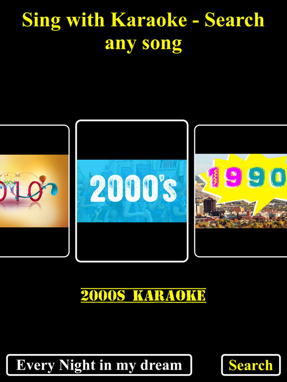 Karaoke Music - Sing & Record screenshot 4