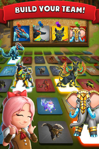 Battle Camp - Collect & Evolve Your Monsters - náhled