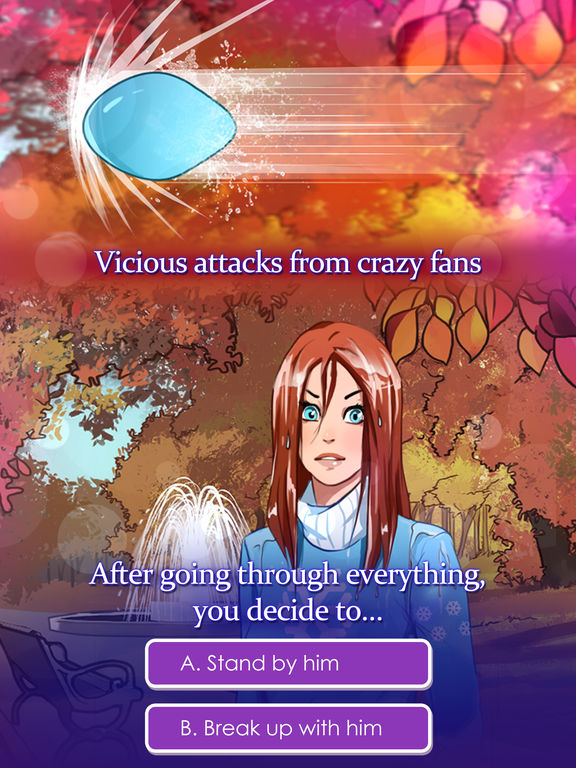 Love Story- Free episode dating sim game for girls screenshot 10