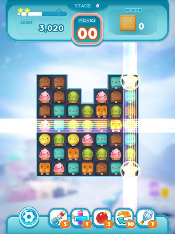 Ice Cream Mania:Match 3 Puzzle screenshot 10