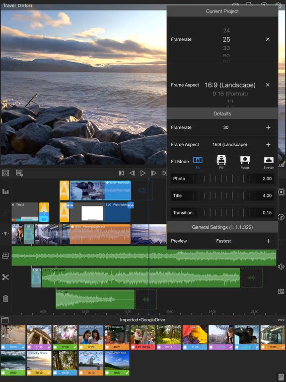 LumaFusion screenshot 7