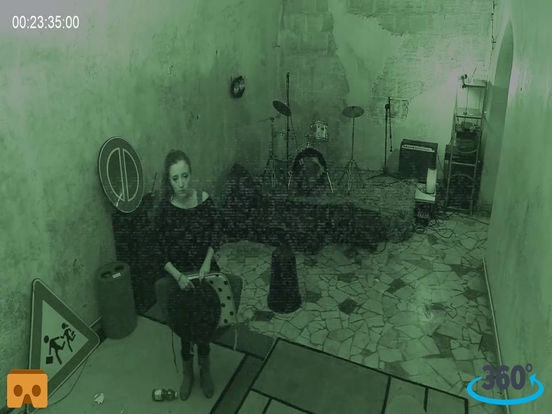 VR Escape Room Horror with Google Cardboard screenshot 4