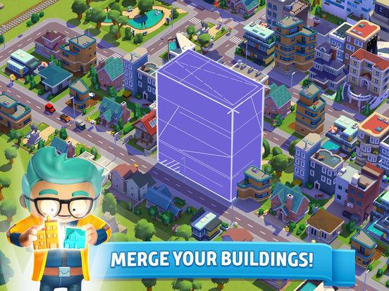 City Mania: Town Building Game screenshot 8