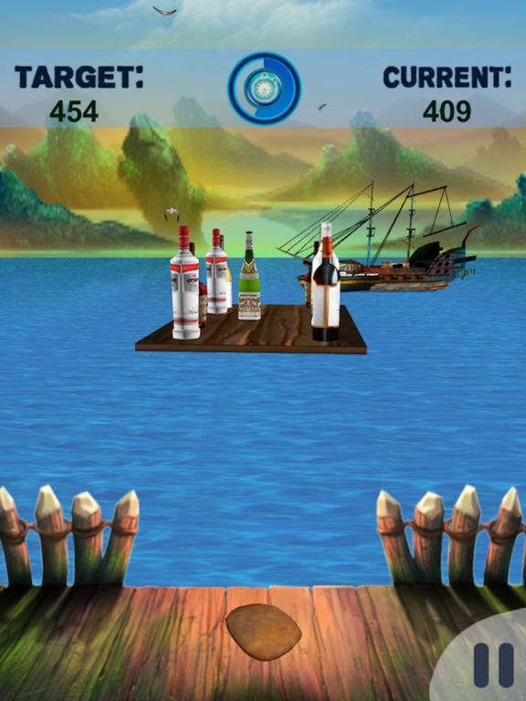 Shoot to Smash Hit the Bottle screenshot 8