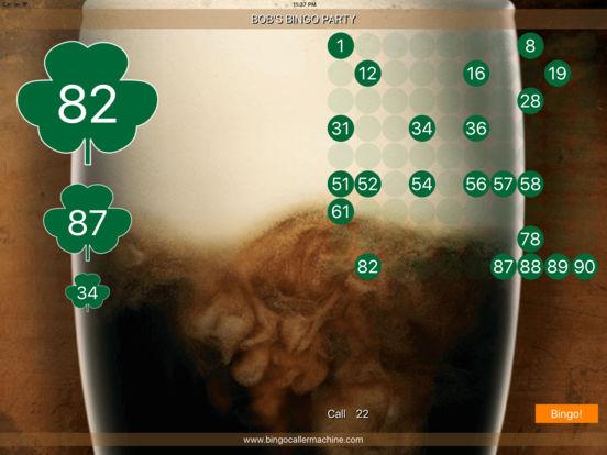 Bingo Caller Machine screenshot 7