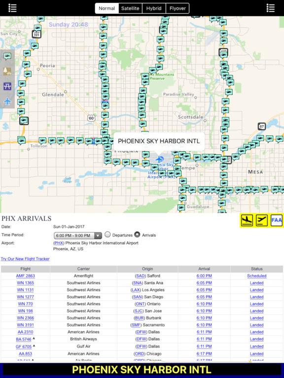 Arizona NOAA Radar with Traffic Camera 3D Pro screenshot 8