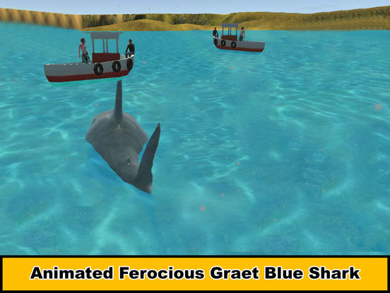 Hungry Dolphin Fish Simulator screenshot 7