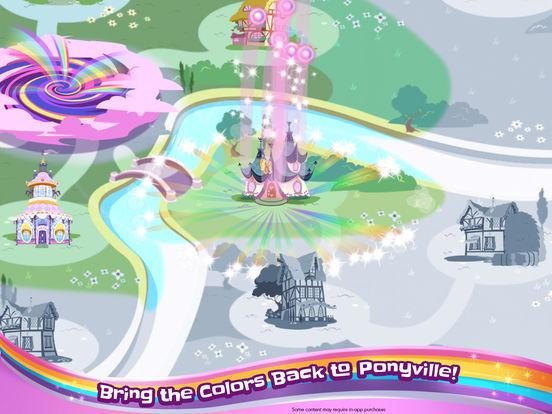My Little Pony Rainbow Runners screenshot 10