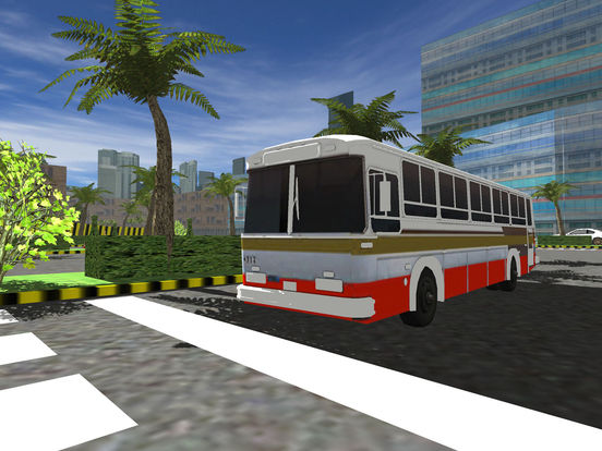 Bus Driving School 2017 - VR Simulator Edition screenshot 9