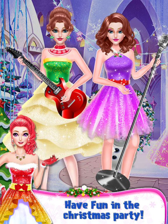Christmas Girl Party Makeover screenshot 10