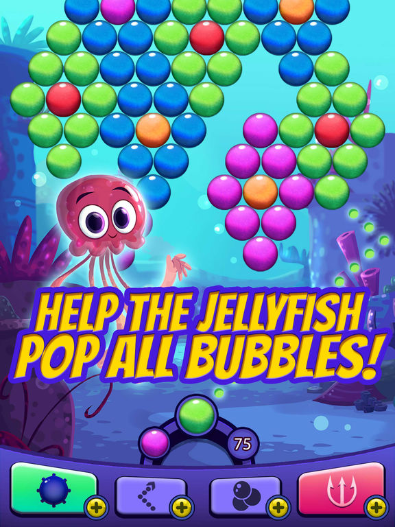 Bubble Jellyfish screenshot 7