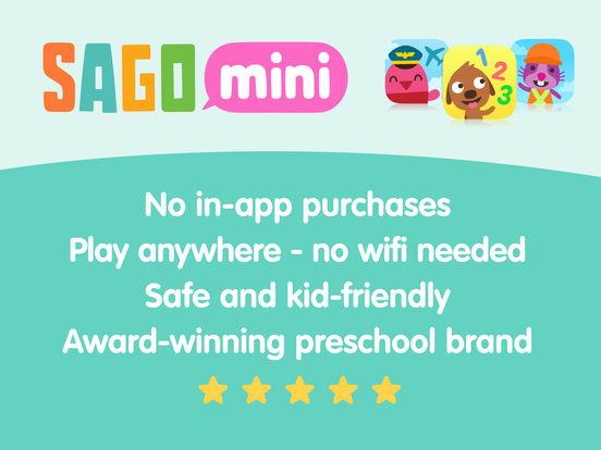 Sago Mini Town screenshot 10