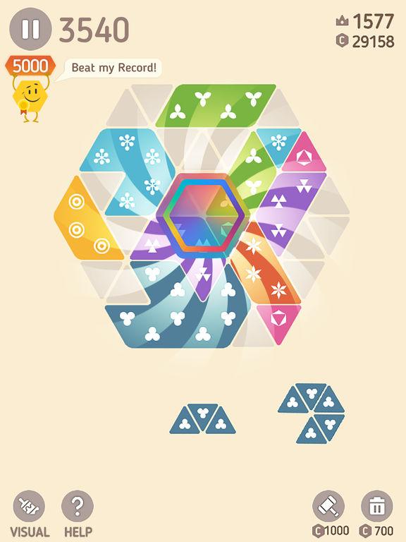 Make Hexa Puzzle screenshot 8