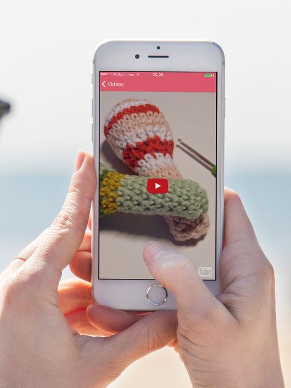 Maschenmarie - Stricken und Häkeln für Anfänger screenshot 7