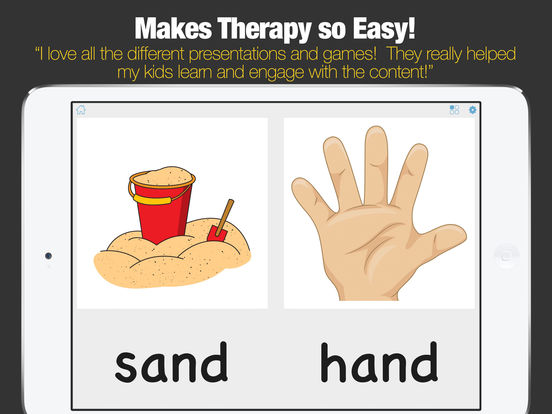 Minimal Pairs for Speech Therapy screenshot 7